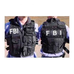 vest-fbi-police