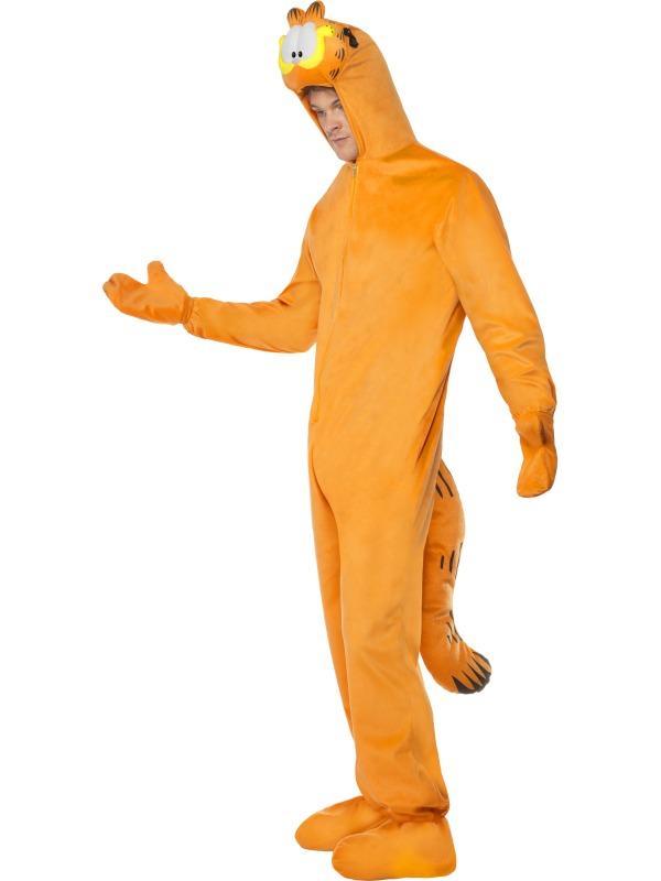 garfield_costume_37939_2. Home / Costume Themes / Animals / Garfield Adult Costume  sc 1 st  letz party & Garfield Adult Costume | LETZ PARTY
